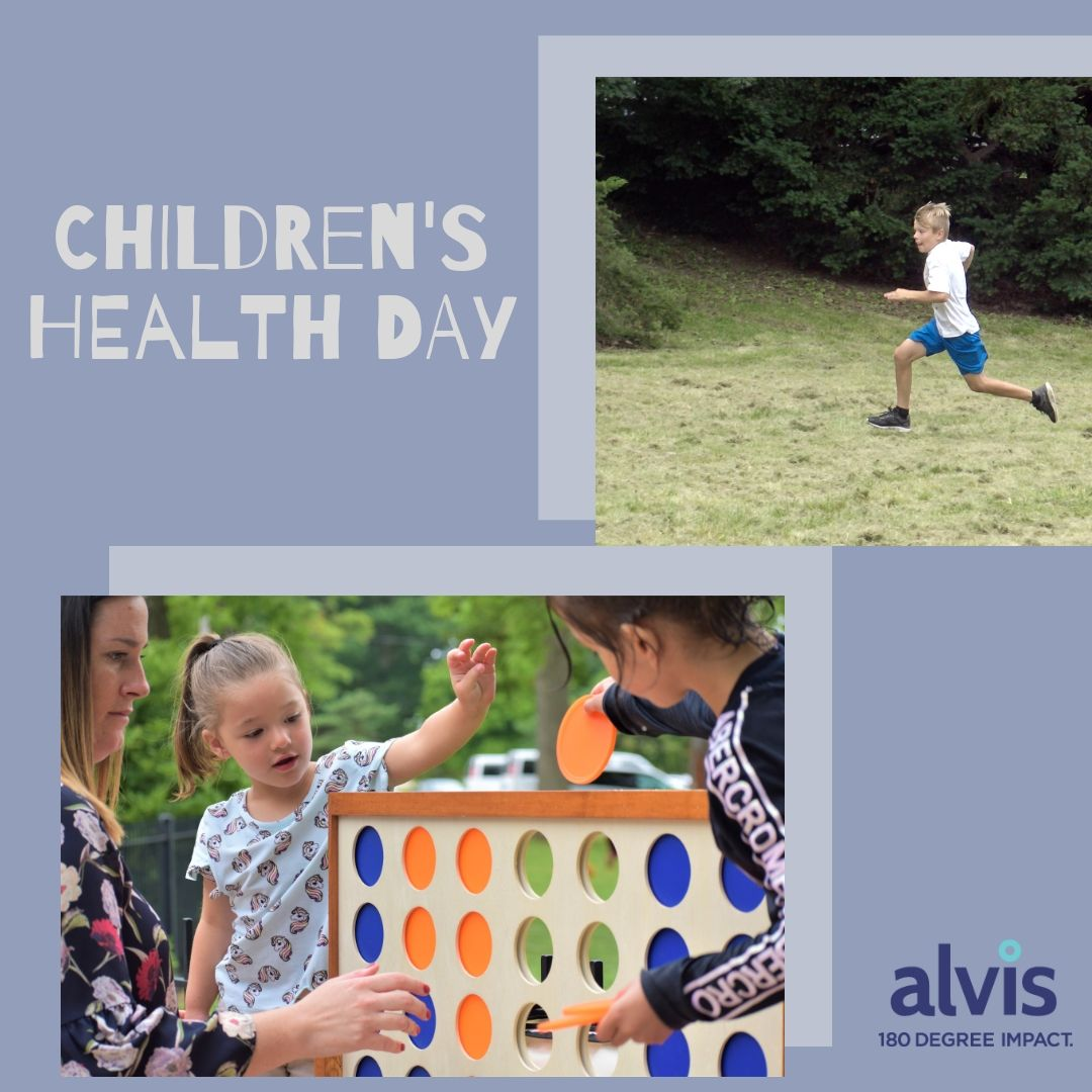 Child's Health Day Alvis Blog