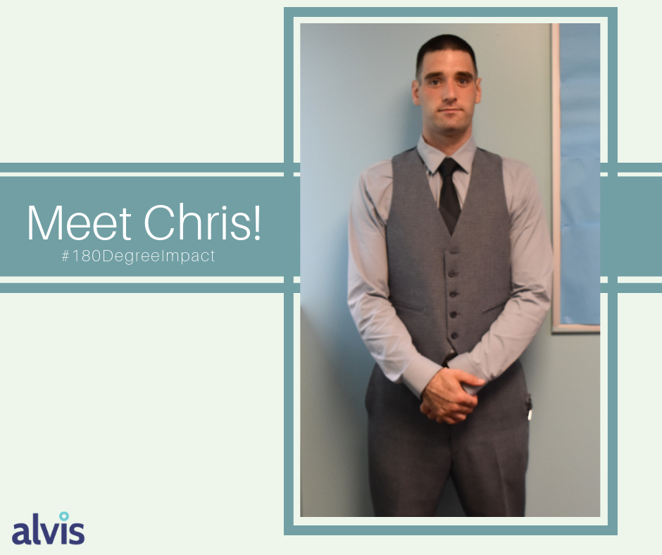 Chris Alvis client