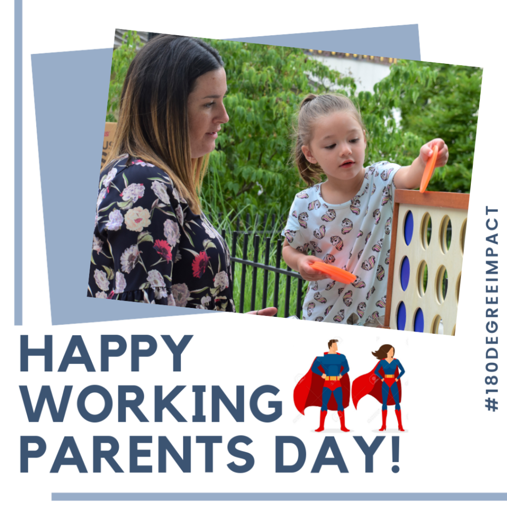 National Working Parents Day Alvis Blog