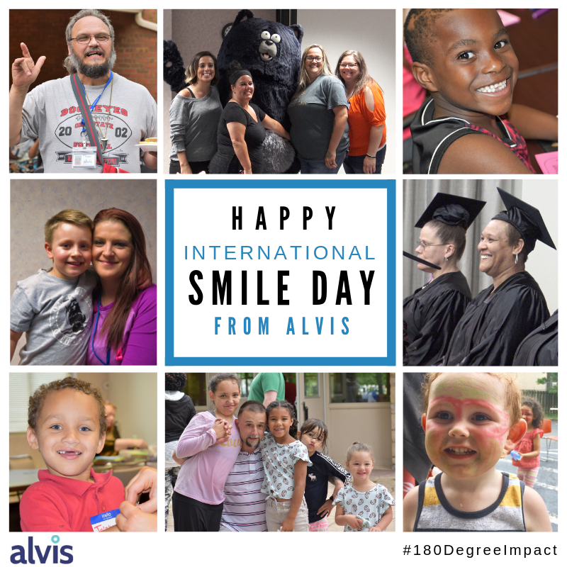 World Smile Day Alvis Blog